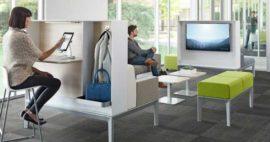 Las Salas De Espera Son Una Oportunidad Más Para Aplicar El Diseño Hospitalario