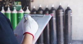 Mantenimiento adecuado del área de gases médicos