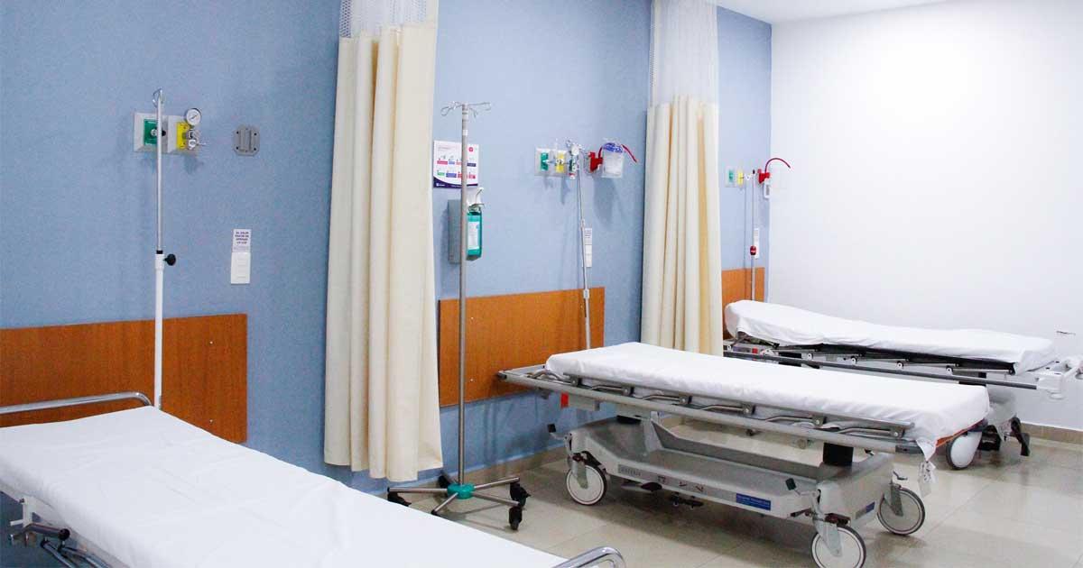 ¿Para quién se diseña un hospital para médicos o enfermos?