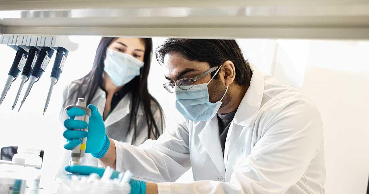 Peligros y riegos en laboratorios de alta seguridad
