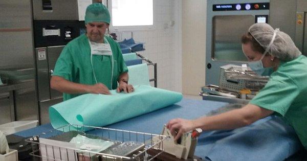 ¿Por qué la central de esterilización es el corazón de un hospital?