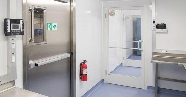 ¿Por qué se debe contar con buenas puertas de seguridad?