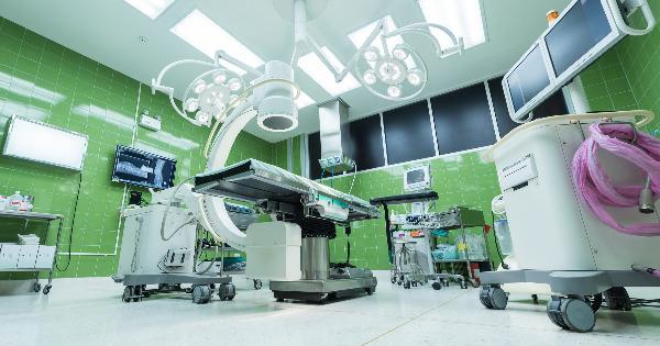 Procedimientos para una adecuada limpieza de sala de cirugía