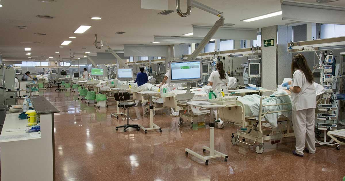 Qué equipos requiere una unidad de cuidados intensivos (UCI)