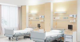 ¿Qué es un sistema de consola para hospitales?