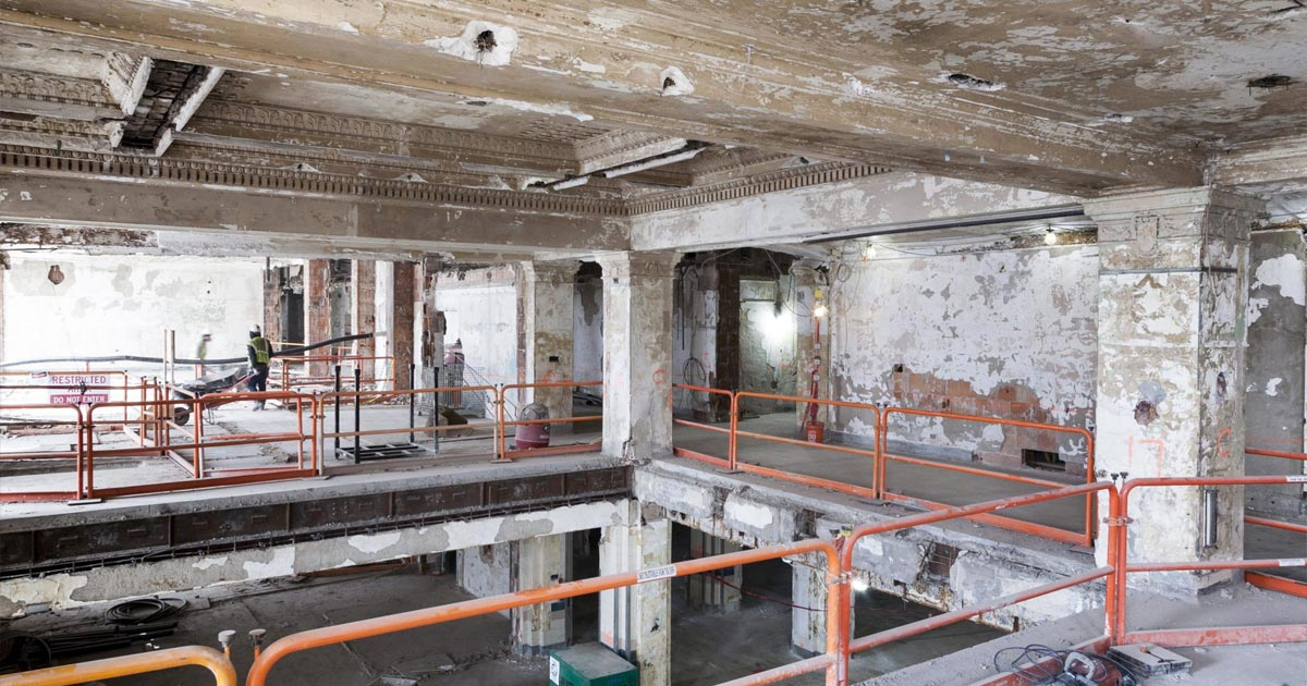 ¿Reciclado de Hospitales? Cómo remodelar hospitales antiguos