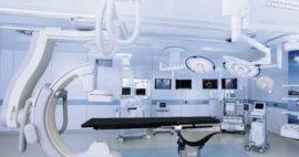 Salas de cirugía modulares e integrales