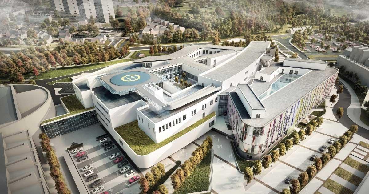 Salvar vidas en hospitales comienza desde el diseño