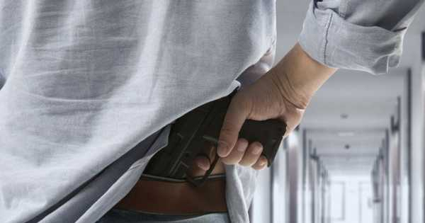 Seguridad Y Armas Ilegales En Hospitales ¿Qué Hacer?