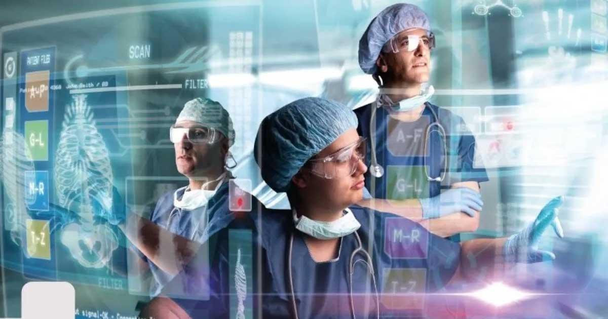 Soluciones que el internet aporta a equipos para hospitales