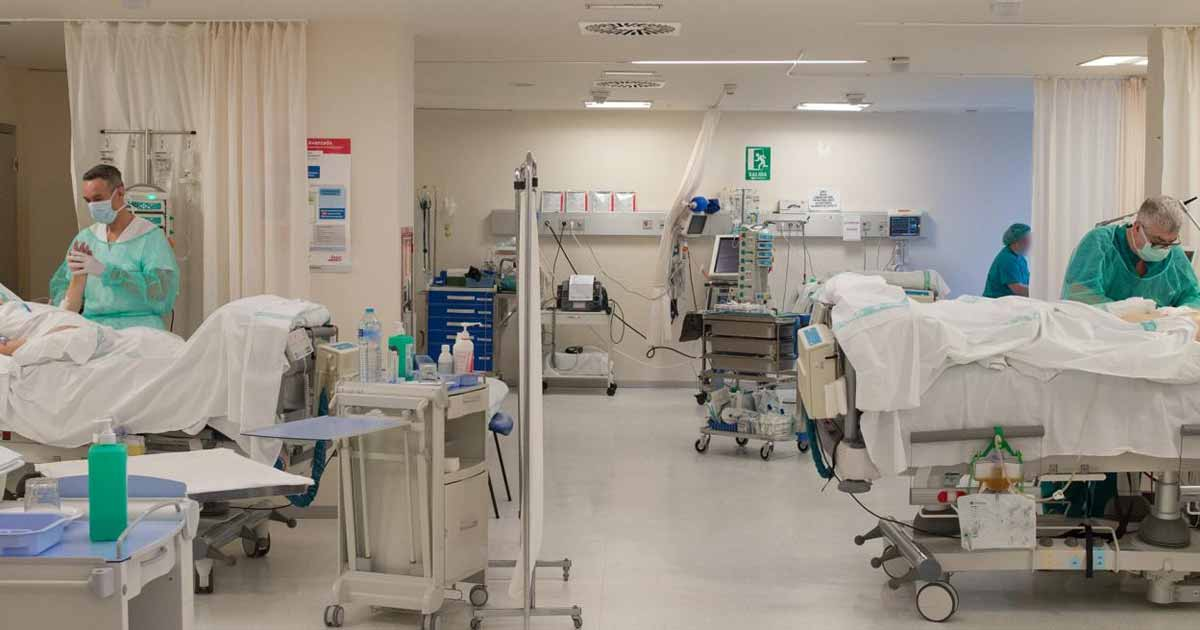 Ubicación óptima de unidades de enfermería descentralizadas