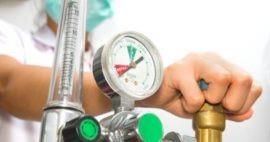 Válvulas de seguridad automática para gases medicinales
